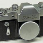 Zenit 3M Body - Takes M39 Screw Fit Lenses