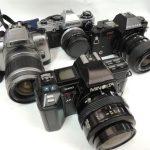 35mm Film Camera Bodies - Manual / AF