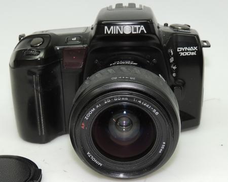 Minolta AF 700Si 28 80mm F4 F56 Si Lens MrCad Online Store