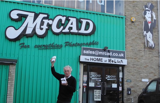 MrCad Online Store – For all things analogue film photography – we