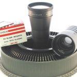 Slide Projectors Lenses & Accessories